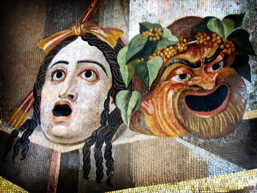 Breve Historia del Teatro, por Mario Badone – El Drama de Aly