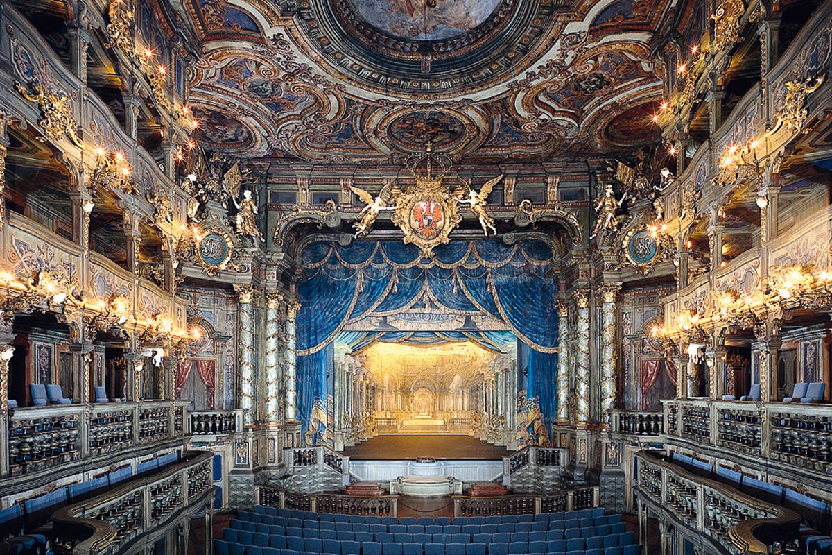 Opera de Margrave, Alemania